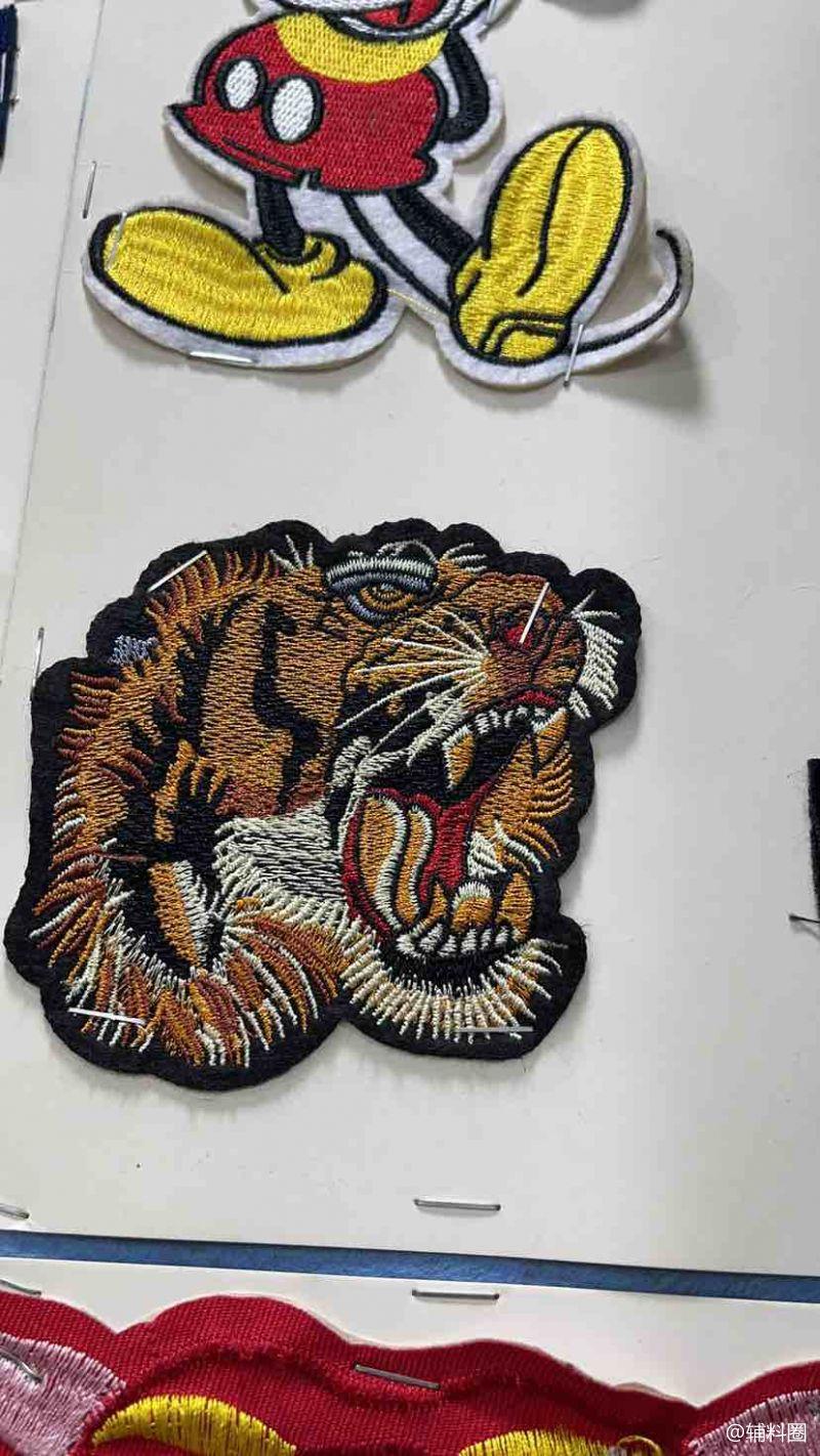 这个老虎头谁有现货尺寸大概7㐅8差不多就可以