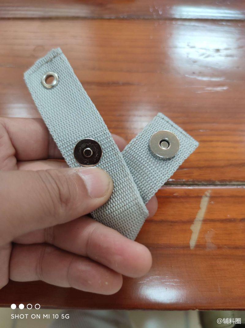 磁铁四合扣,可以过盐雾测试的联系我,有量